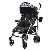 ABC Design Amigo Childrens Pushchair New Black (Husky)