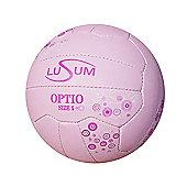 Lusum Optio Netball, Size 4