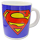 Superman Logo Mug