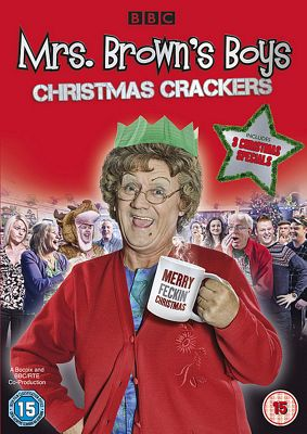 Mrs Brown's Boys: Christmas Specials (DVD)