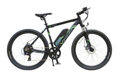 Tobin 18 inch Electric Mountain Bike