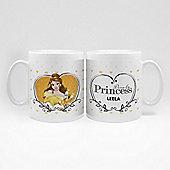 Create Your Own Personalised Disney Princess Mug