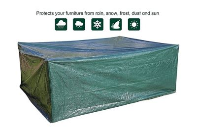 Durable Waterproof Outdoor Table Cover