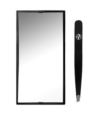 W7 Tweak It Magnifying Mirror & Tweezers Set