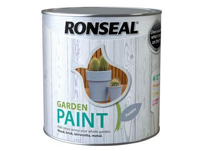 Ronseal Garden Paint Pebble 2.5 Litre