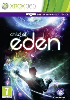 Child Of Eden, Kinect Compatible
