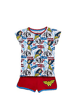 DC Comics Wonder Woman Pyjamas - Red