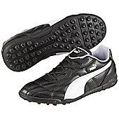 Puma Classico TT Astro Turf Junior Football Boots - Black