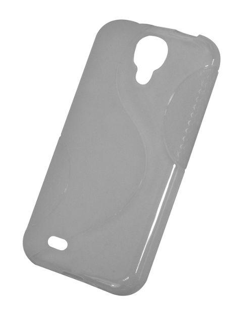 Tortoise™ Soft Gel Case Samsung Galaxy S4 Clear