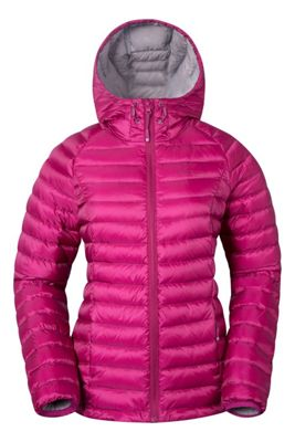 Mountain Warehouse Horizon Womens Hydrophobic Down Jacket ( Size: 16 )