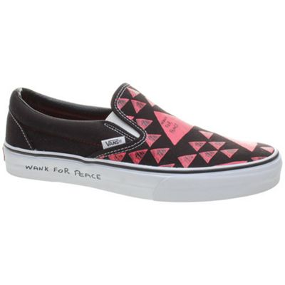 Vans Classic Slip On w**k For Peace Shoe 58227
