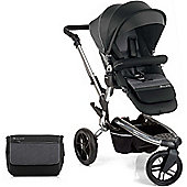Jane Trider Pushchair (Black)