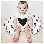 Milestone Babygrow 0-6 Months