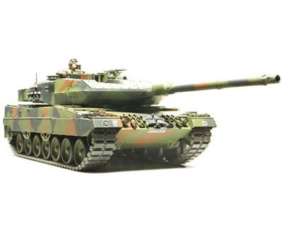 Tamiya 35271 Leopard 2 A6 Main Battle Tank 1:35 Military Model Kit