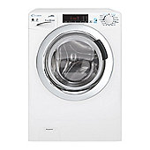 Candy Washer Dryer, GVSW 496DC/1, 9kg / 6kg load with 1400 rpm - White