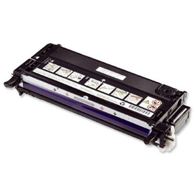Dell High Capacity Black Toner Cartridge for Dell 3130cn Printer