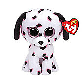 TY Beanie Boo Plush - Georgia the Dalmatian 15cm (Exclusive)