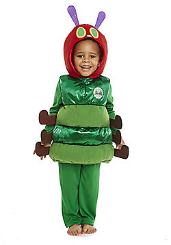 Eric Carle The Very Hungry Caterpillar Dress-Up Costume - Green