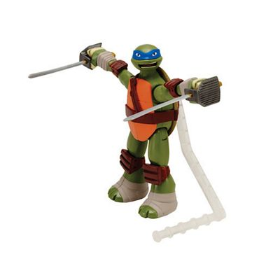 Teenage Mutant Ninja Turtles Deluxe Leonardo Action Figures