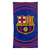 FC Barcelona Pulse Cotton Towel