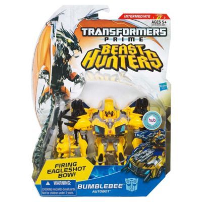 Transformers Prime Deluxe Beast Hunters