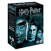 Harry Potter The Complete Collection Years 1-7
