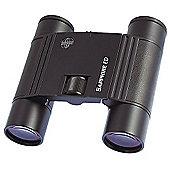 Hawke Sapphire ED 10x25 Compact Binocular Black