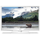 "Cello C24230DVB-PW 24"" HD Ready LED TV with USB"