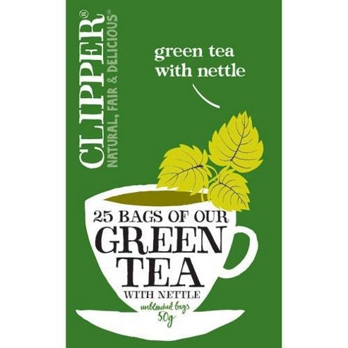 Green Tea & Nettle