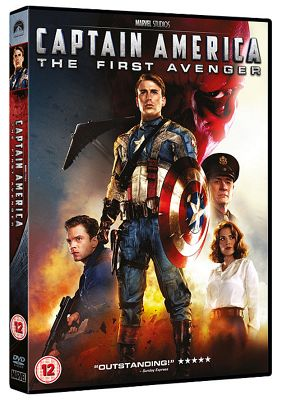 Captain America - The First Avenger (DVD)