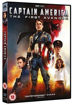 Captain America - The First Avenger (DVD)