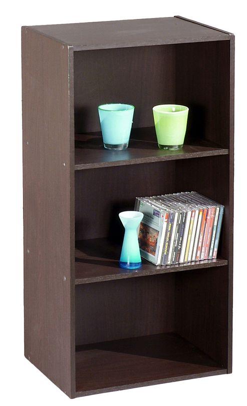 Altruna Easy Life Bookcase Cube 03 - Wenge