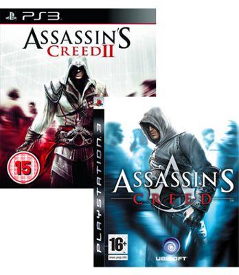 UBI Pack Assassins 1 & 2