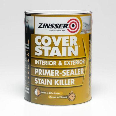 Zinsser Cover Stain - Primer Sealer - 500ml