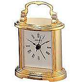 SEIKO Mantel Clock Gold