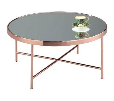 Fino Round Coffee Table Copper