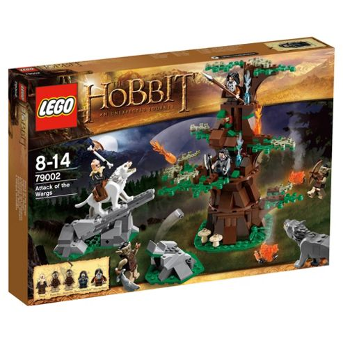 LEGO The Hobbit Attack of the Wargs 79002