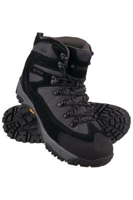 Atmosphere Mens Waterproof Rainproof Vibram Sole Padded Walking Boots
