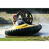 One-to-One Hovercraft Flying Experience