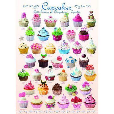 Cupcakes Puzzle