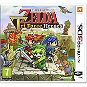 The Legend Of Zelda Tri Force Heroes - Nintendo3DS