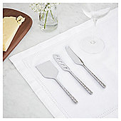 Fox & Ivy Cheese Knives 3 Piece Set