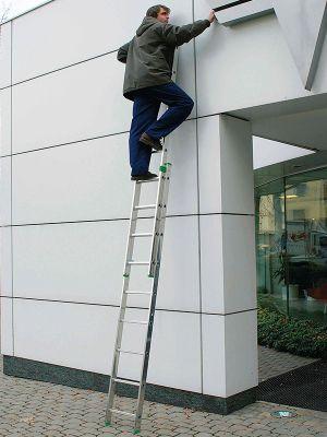 DIY 3.15m (10.33ft) Triple Extension Ladder