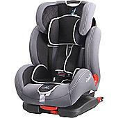 Caretero Diablo Fix Isofix Car Seat (Graphite)
