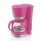 Swan SK18110PIN - Pink Coffee Maker