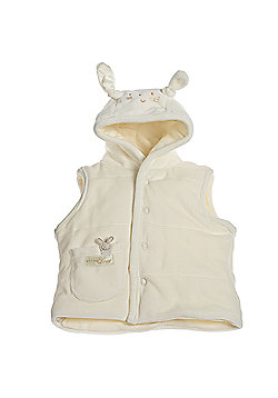 Natures Purest Pure Love - Padded Gilet - Cream