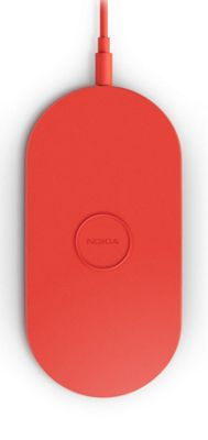 Nokia DT-900 Wireless Charging Plate for Nokia Lumia 820/920 Red