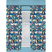 Thomas & Friends Patch Curtains - Blue