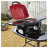 MasterChef Portable 2 Burner Gas BBQ