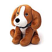 Intelex Cozy Microwavable Pets Beagle Plush Toy